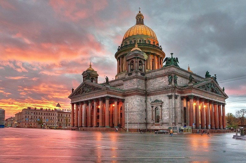 Classic One Day Tour Plan for St.Petersburg