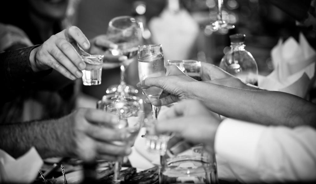 Vodka is the most famous Russian Souvenir