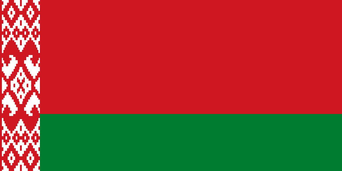 National Flag of Belarus