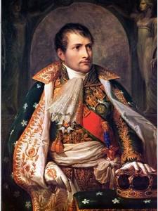 The Portrait of Napolean