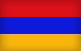 National Flag of Republic of Armenia